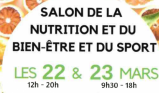 Salon de la Nutrition de Lille 2019