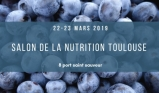 Salon de la Nutrition de Toulouse 2019